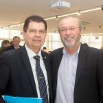 Mauro Filho e Candido Albuquerque 2 150x150 - FIEC recebe Rogério Simonetti em palestra para convidados