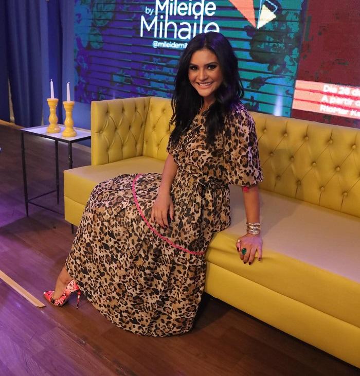 Mileide Miihaile Bazar 2 - Mileide Mihaile usa looks preparado por stylist das estrelas em seu bazar