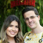 Paloma Sampaio e Gabriel Parente 150x150 - Moleskine inicia programação de pré-carnaval ao som de DJs