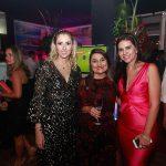 Paola Lucena Márcia e Ana Angélica Vasconcelos 150x150 - Corpvs Segurança comemora 45 anos com festa no La Maison