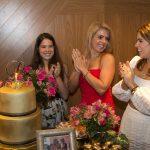 Parabéns 1 150x150 - Letícia Studart celebra aniversário ao lado de amigos