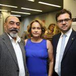 Paulo Monteiro Branca Castro e Hermano Monteiro 150x150 - Kamile Castro é empossada juíza do TRE-CE