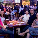 Pedro Alcântara Andréa Nogueira Bruna e Inácio Parente Adenilce Nóbrega 150x150 - Hard Rock Café promove mais uma noite do projeto Live Music
