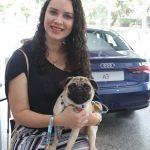 Priscila Luna 150x150 - Audi Center Fortaleza recebe clientes com feijoada