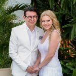 Racine e Branca Mourão 5 150x150 - Branca e Racine Mourão comemoram aniversário com white party
