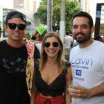 Rafael Barros Natalia Burlamaqui e Rafael Lins 1 150x150 - Moleskine inicia programação de pré-carnaval ao som de DJs