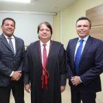 Raimundo Nonato Silva Santos Eduardo Scorsafava 150x150 - Kamile Castro é empossada juíza do TRE-CE