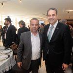 Rogério Simonetti e Erinaldo Dantas  150x150 - FIEC recebe Rogério Simonetti em palestra para convidados