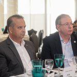 Rogério Simonetti e Ricardo Cavalcante 150x150 - FIEC recebe Rogério Simonetti em palestra para convidados