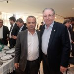 Rogério Simonetti e Ricardo Cavalcante 2 150x150 - FIEC recebe Rogério Simonetti em palestra para convidados