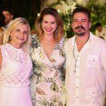 Rosângela Dias Isa Capelo e Miguel Filho 150x150 - Branca e Racine Mourão comemoram aniversário com white party