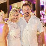 Rosângela Dias e Miguel Filho 150x150 - Branca e Racine Mourão comemoram aniversário com white party