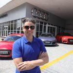 Silvio Palacio 150x150 - Audi Center Fortaleza recebe clientes com feijoada