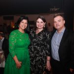 Solange e Priscila Ferrer Teoblado Brito 150x150 - Corpvs Segurança comemora 45 anos com festa no La Maison