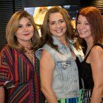 Tânia Albuquerque Márcia Andrea e Susane Farias 150x150 - Letícia Studart celebra aniversário ao lado de amigos