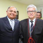 Teodoro Silva Santos e Inacio Cortez 150x150 - Kamile Castro é empossada juíza do TRE-CE