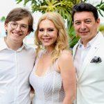 Thiago Branca e Racine Mourão 1 150x150 - Branca e Racine Mourão comemoram aniversário com white party