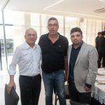 Valdelírio Soares Ricardo Petral e Marcelo Tavares 150x150 - FIEC recebe Rogério Simonetti em palestra para convidados