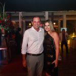 Vartan Fortuna e Sara Vasconcelos 150x150 - Corpvs Segurança comemora 45 anos com festa no La Maison