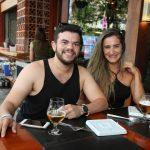 Victor Paiva e Petrucia Vasconcelos 150x150 - Moleskine inicia programação de pré-carnaval ao som de DJs