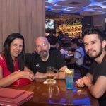 Viena Marcos e Renan Trevia 150x150 - Hard Rock Café promove mais uma noite do projeto Live Music