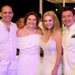 White Party Branca e Racine 8 150x150 - Branca e Racine Mourão comemoram aniversário com white party