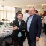e Honório Pinheiro 150x150 - FIEC recebe Rogério Simonetti em palestra para convidados