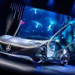 mercedesbenzavatar 150x150 - Mercedes-Benz cria carro baseado no filme 'Avatar'