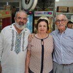 Adriano, Claudia E Raimundo Do Queijo
