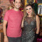 Bruno Rugue e Jaqueline Maia 150x150 - Jaqueline Maia comemora aniversário em clima carnavalesco