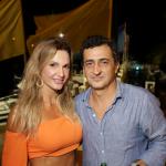 Cíntia Rangel E Cláudio Costa