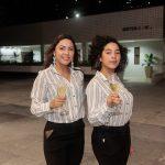 Carliane Morais e Geiza Fontoura 150x150 - Universidade Mackenzie chega a Fortaleza com solenidade na FIEC