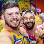 Carlos Almir e Eduardo Mota 150x150 - Bloquinho da Advance anima ruas da Praia de Iracema