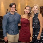 Carlos Viana Júlia Moraes e Denise Bastos 150x150 - Universidade Mackenzie chega a Fortaleza com solenidade na FIEC