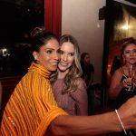 Cinara Leal e Friend 150x150 - Aniversário de Anelisa Barreira marca a noite de sábado