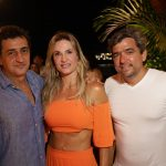 Cláudio Costa, Cíntia Rangel E Marcelo Franco