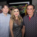 Edgar Gadelha Jaqueline Maia e Galdencio Lucena 150x150 - Jaqueline Maia comemora aniversário em clima carnavalesco