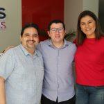 Eleno Damasceno Wagner Paiva e Patricia Mota 150x150 - Flash Imobiliário da Lopes Immobilis discute resultados de janeiro