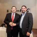 Felipe Schiarello e Paulo Bastos 150x150 - Universidade Mackenzie chega a Fortaleza com solenidade na FIEC