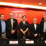 Igor Queiroz Barroso, Cândido Albuquerque, Emilia Buarque, Raimundo Padilha E Lauro Fiuza (2)