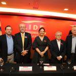 Igor Queiroz Barroso, Cândido Albuquerque, Emilia Buarque, Raimundo Padilha E Lauro Fiuza (3)