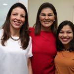 Ilnah Vasconcelos Patricia Mota e Raquel Marques 150x150 - Flash Imobiliário da Lopes Immobilis discute resultados de janeiro