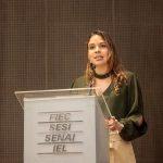 Jéssica Rosa 2 150x150 - Universidade Mackenzie chega a Fortaleza com solenidade na FIEC