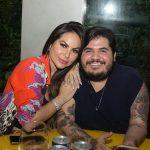 Jamile e Vanderson Lima 150x150 - Jaqueline Maia comemora aniversário em clima carnavalesco