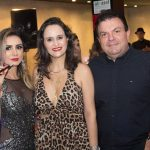 Jaqueline Maia Adriana Miranda e Fernando Ferrer 150x150 - Jaqueline Maia comemora aniversário em clima carnavalesco