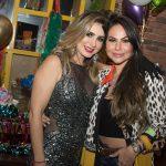 Jaqueline Maia e Jamile Lima 150x150 - Jaqueline Maia comemora aniversário em clima carnavalesco