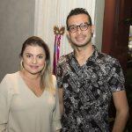 Joyce Morais e Newton Silva 150x150 - Jaqueline Maia comemora aniversário em clima carnavalesco