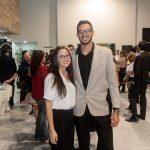 Karine Félix e Carlos Daniel 150x150 - Universidade Mackenzie chega a Fortaleza com solenidade na FIEC