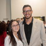 Karine Félix e Carlos Daniel 2 150x150 - Universidade Mackenzie chega a Fortaleza com solenidade na FIEC
