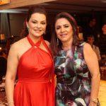 Lúcia Pracianao e Bebel pessoa 150x150 - Aniversário de Anelisa Barreira marca a noite de sábado